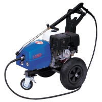 Petrol powered high pressure machine <br/> DEN-SIN C-200P