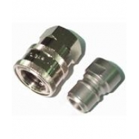 Quick coupling female 250bar 3/8